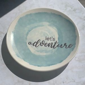 Let's Adventure Trinkets Dish